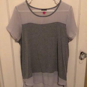 Vince Camuto T-shirt blouse